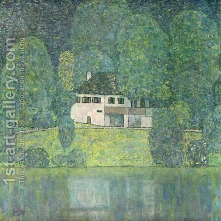 Untitled by Gustav Klimt - Reproduction Oil Painting