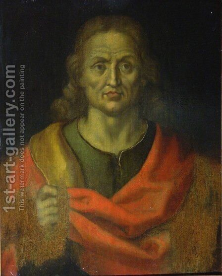 Unknown 9 by Albrecht Durer - Reproduction Oil Painting