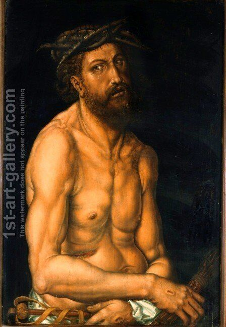 Ecce Homo 6 by Albrecht Durer - Reproduction Oil Painting