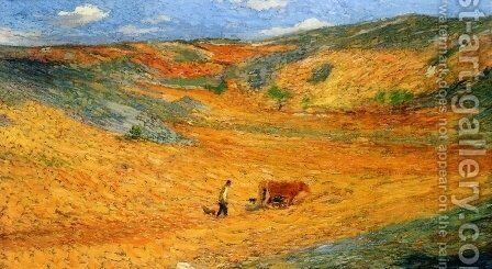 Farmer 2 by Henri Martin - Reproduction Oil Painting