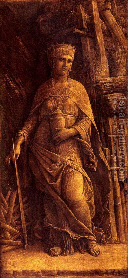 Dido by Andrea Mantegna - Reproduction Oil Painting