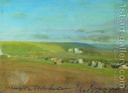 Widely by Isaak Ilyich Levitan - Reproduction Oil Painting
