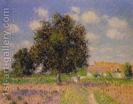 No title by Gustave Loiseau - Reproduction Oil Painting