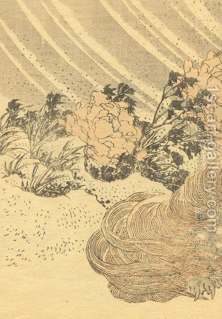 Unknown 1150 by Katsushika Hokusai - Reproduction Oil Painting