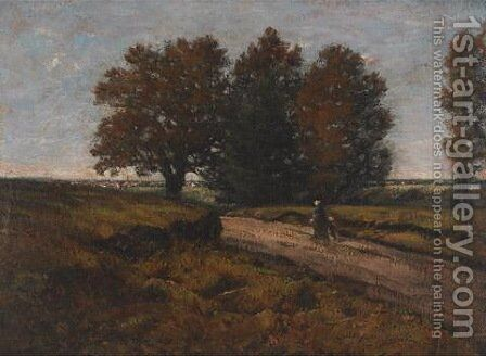 Returning to Town by Homer Watson - Reproduction Oil Painting