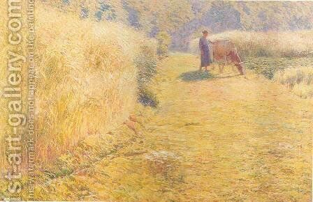 Summer by Emile Claus - Reproduction Oil Painting