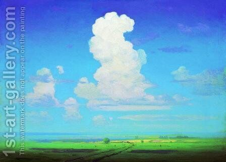 Cloud 4 by Arkhip Ivanovich Kuindzhi - Reproduction Oil Painting