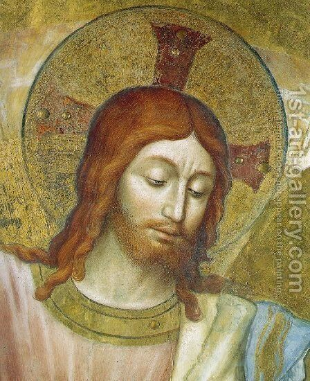 Christ the Judge (detali) by Angelico Fra - Reproduction Oil Painting
