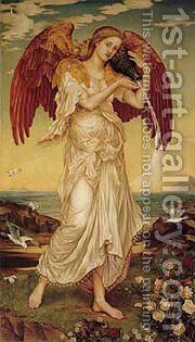 De  Evelyn Eos by Morgan Evelyn De - Reproduction Oil Painting