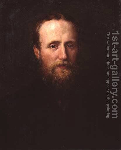 Eustace Smith by George Frederick Watts - Reproduction Oil Painting