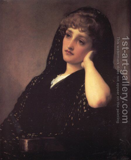 Memories by Lord Frederick Leighton - Reproduction Oil Painting