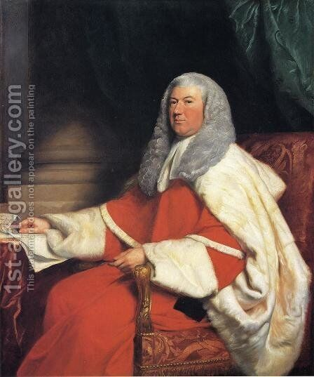 George John  Second Earl Spencer by John Singleton Copley - Reproduction Oil Painting