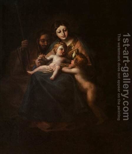 The Holy Family by Goya - Reproduction Oil Painting