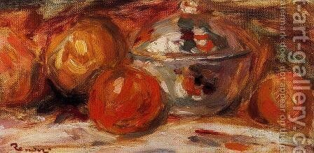 Still Life by Pierre Auguste Renoir - Reproduction Oil Painting