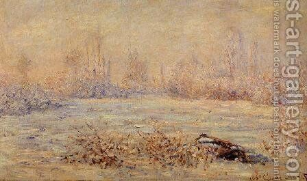 Frost2 by Claude Oscar Monet - Reproduction Oil Painting