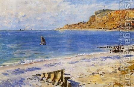 Sainte Adresse by Claude Oscar Monet - Reproduction Oil Painting