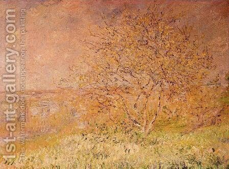 Spring by Claude Oscar Monet - Reproduction Oil Painting