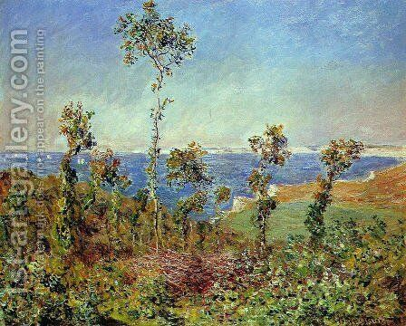 The Fonds At Varengeville by Claude Oscar Monet - Reproduction Oil Painting