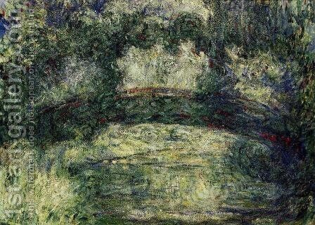 The Japanese Bridge3 by Claude Oscar Monet - Reproduction Oil Painting