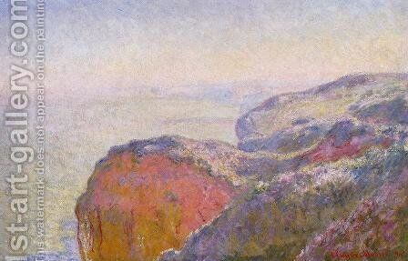 Val Saint Nicolas  Near Dieppe In The Morning by Claude Oscar Monet - Reproduction Oil Painting
