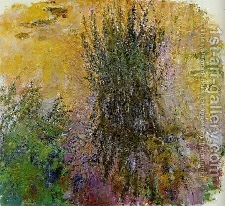 Water Lilies20 by Claude Oscar Monet - Reproduction Oil Painting