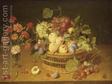 Still-Life by Jacob van Hulsdonck - Reproduction Oil Painting