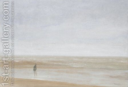 Sea and Rain by James Abbott McNeill Whistler - Reproduction Oil Painting