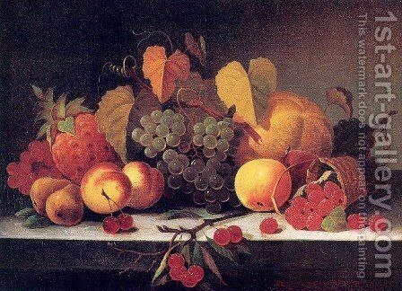 Still Life by Mary Jane Peale - Reproduction Oil Painting