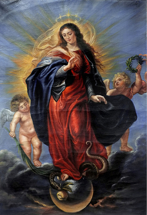 Immaculate Conception c. 1628