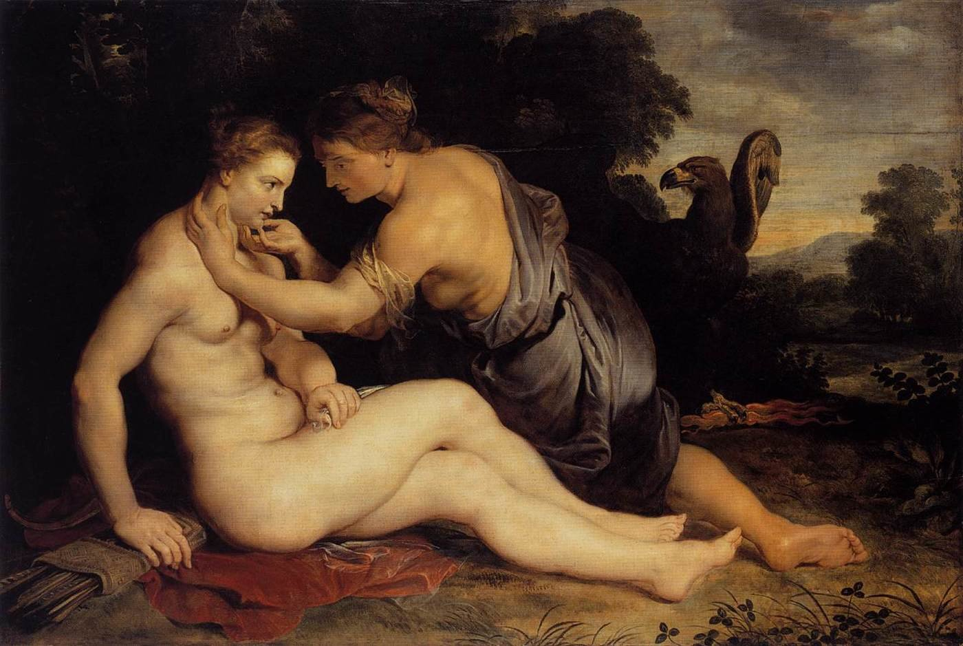 Peter Paul Rubens background