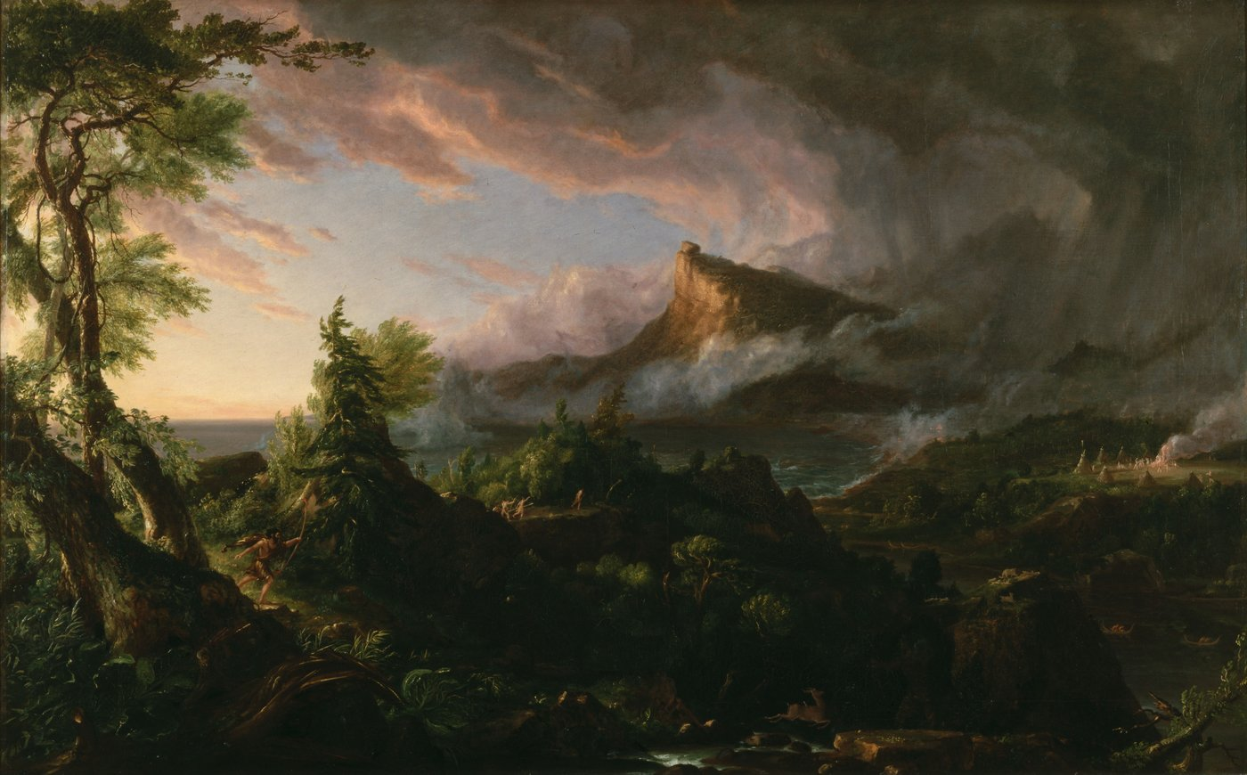Thomas Cole background