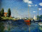 Argenteuil (Red Boats)