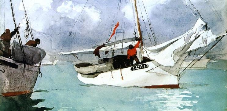 Ships & Boats Paintings by Famous Artists | 1st Art Gallery