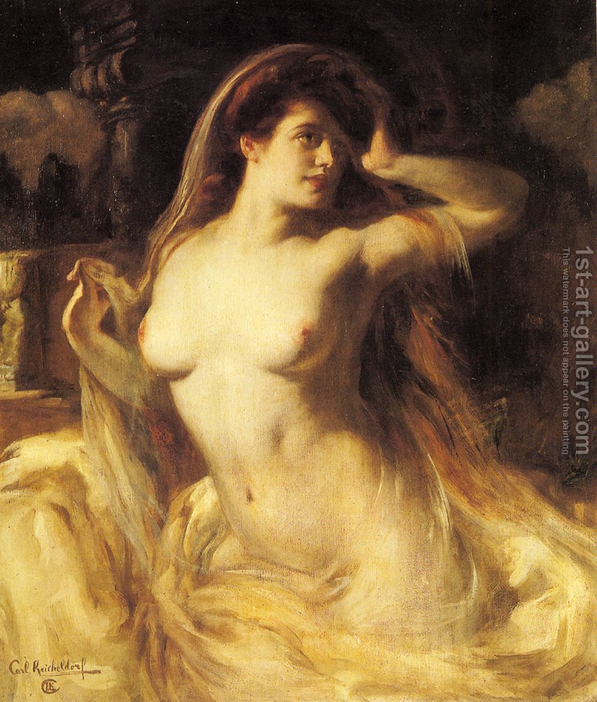 Blonde hot famous paintings of nude women bigest tits cum