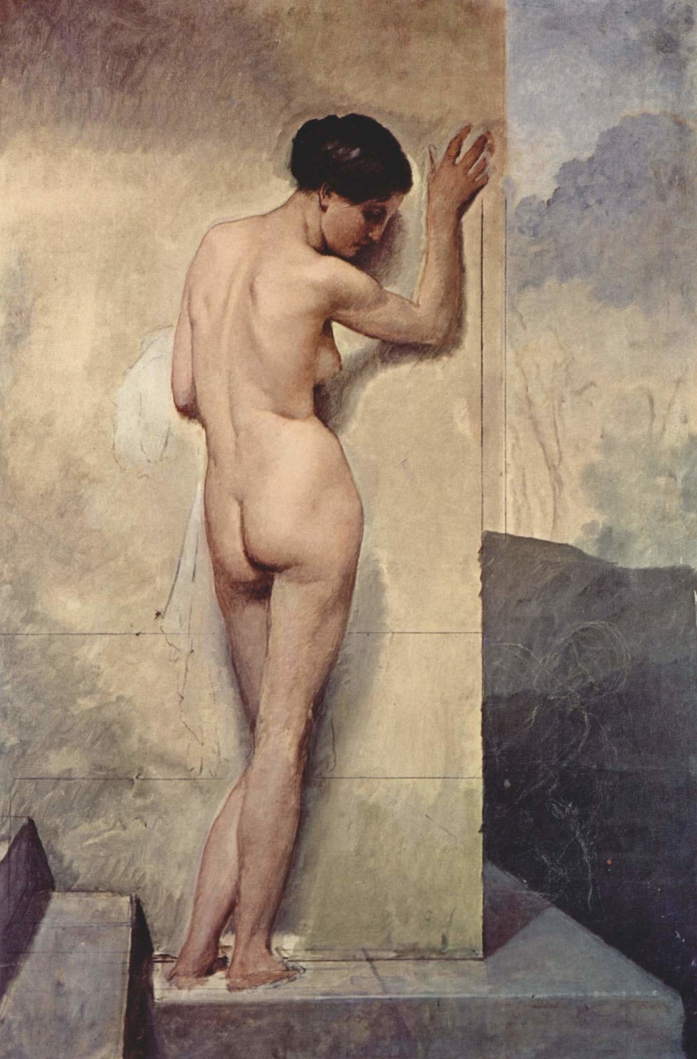 Francesco Paolo Hayez background