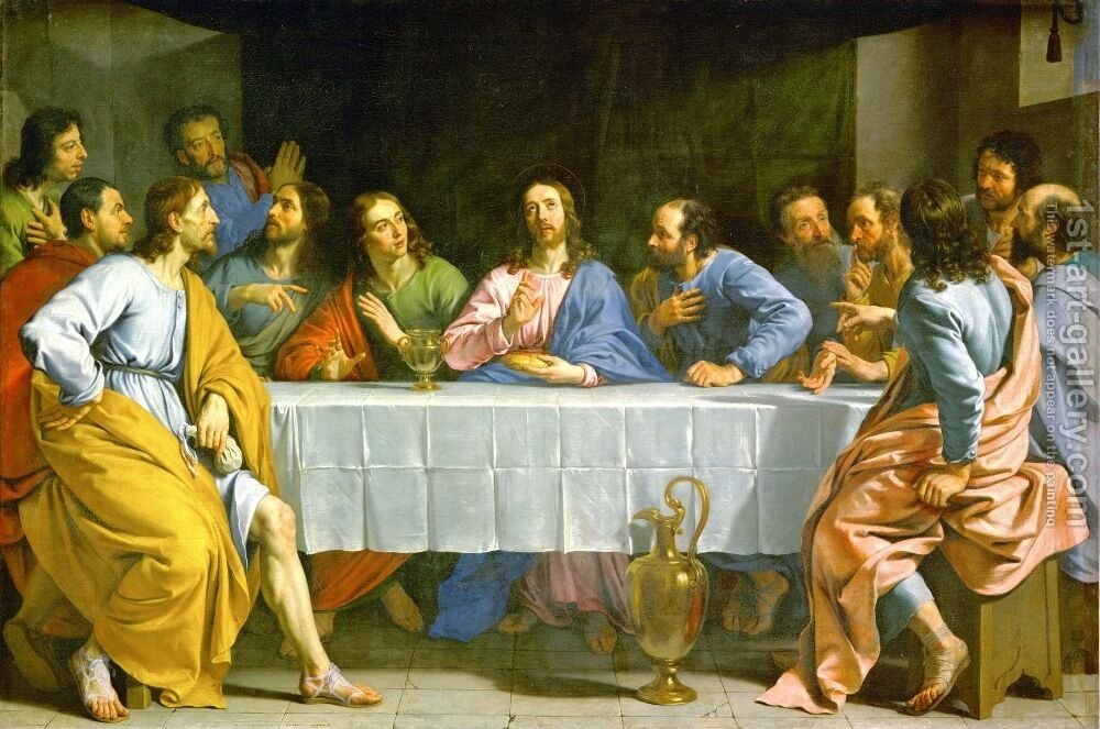 the biblical origin of baptism and the symbolism behind the lords supper