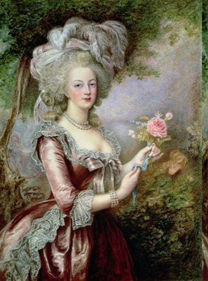 Rococo oil painting reproductions