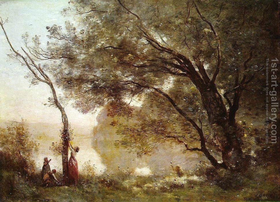 the life and contributions of jean baptiste camille corot