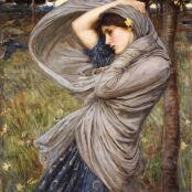 John William Waterhouse portrait