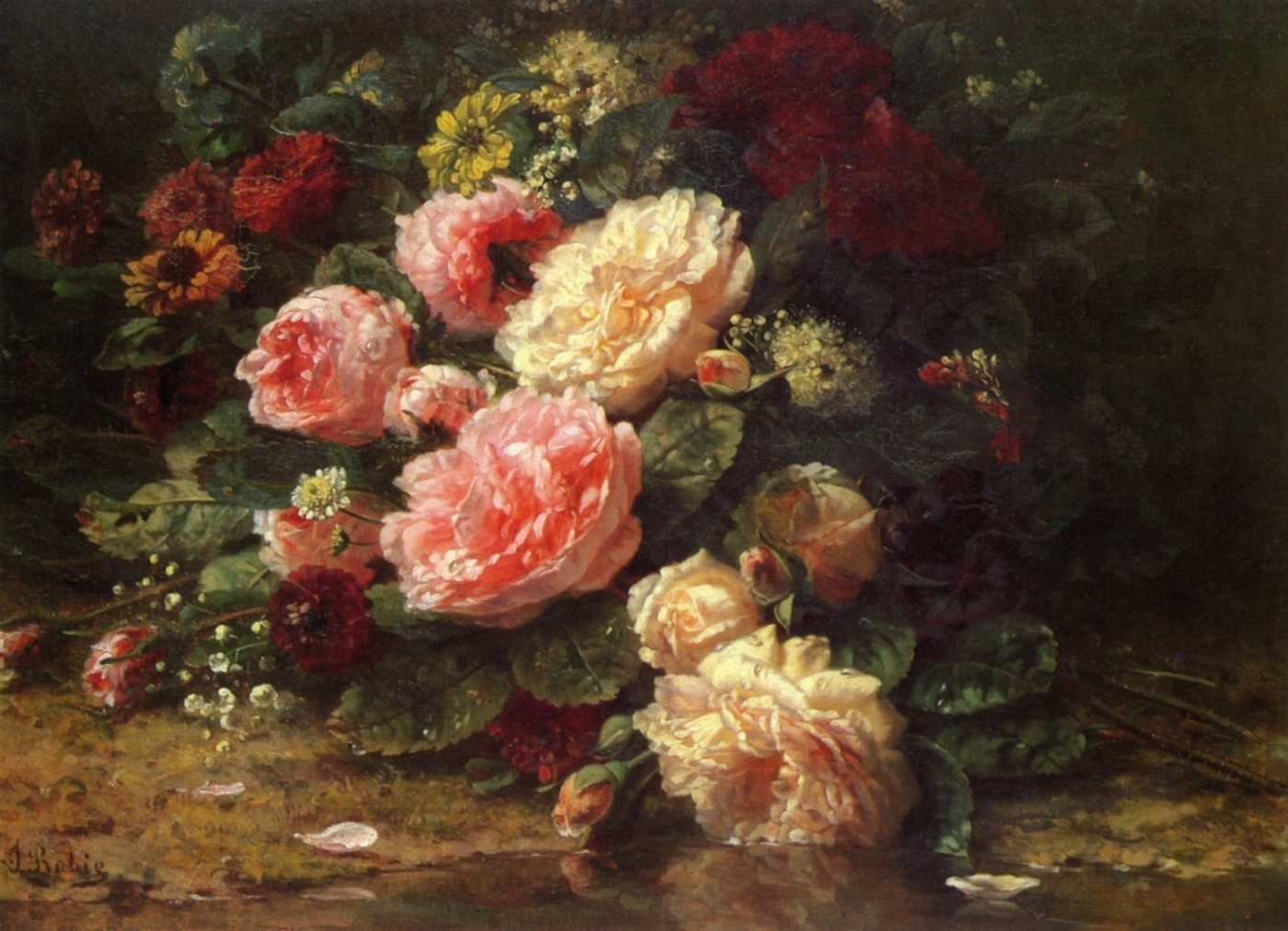 Jean-Baptiste Robie Reproductions | 1st Art Gallery