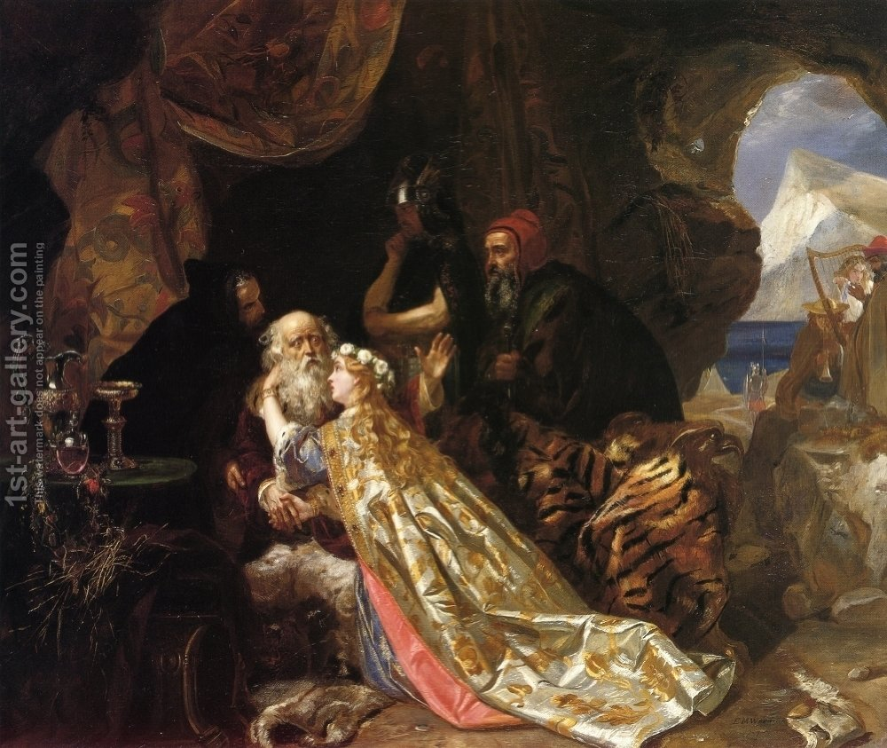an examination of the relationships between characters in shakespeares play king lear Examination questions on king lear question: what is cordelia's influence in the play, upon the characters, and upon our estimate of them answer: cordelia appears only at the first and the last of the play, and occupies only about one hundred lines.