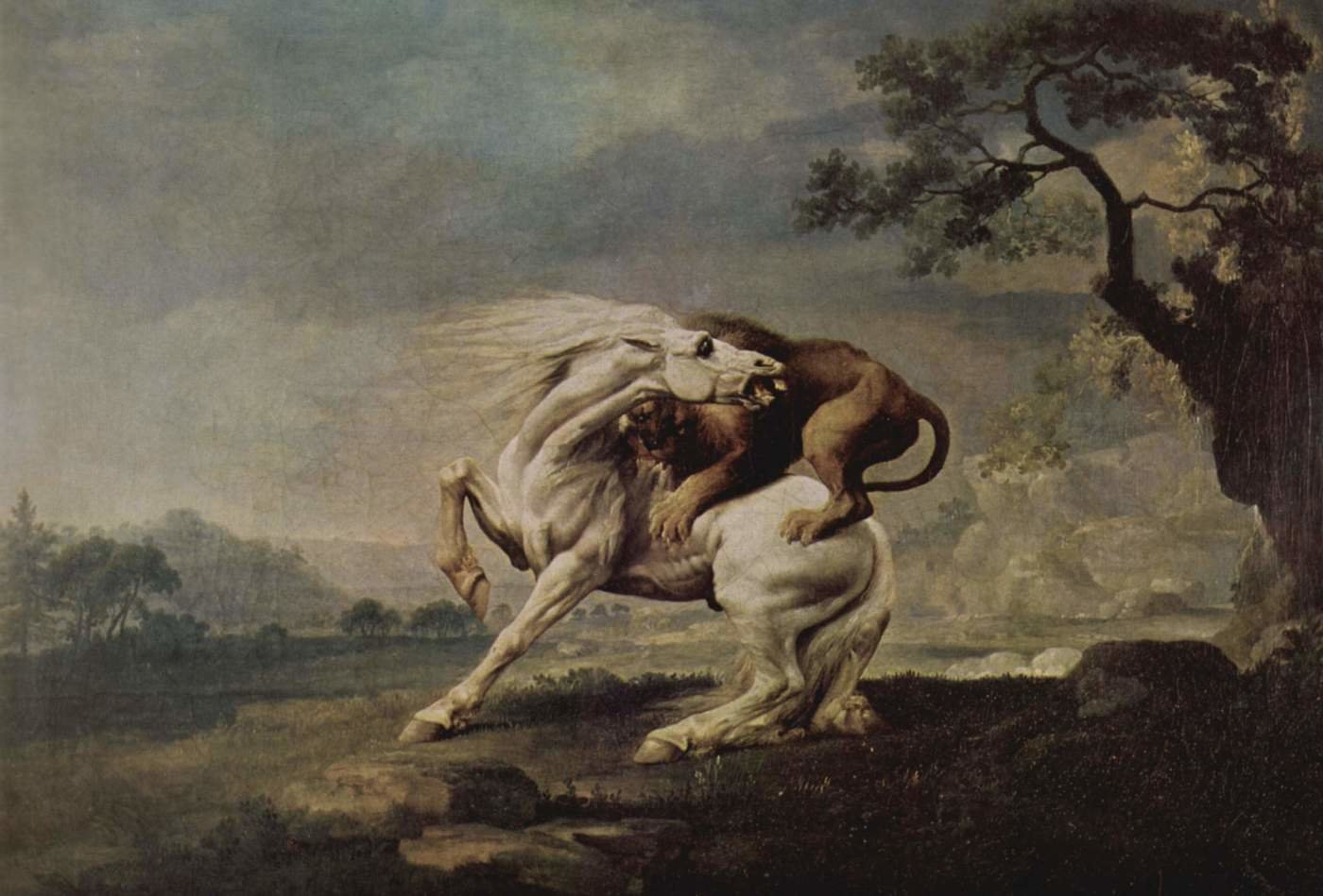 George Stubbs Reproductions For Sale | 1st Art Gallery