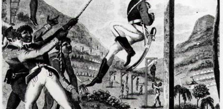 haiti revolution When jean-jacques dessalines declared haiti's independence in 1804, he became the americas' first black head of state.