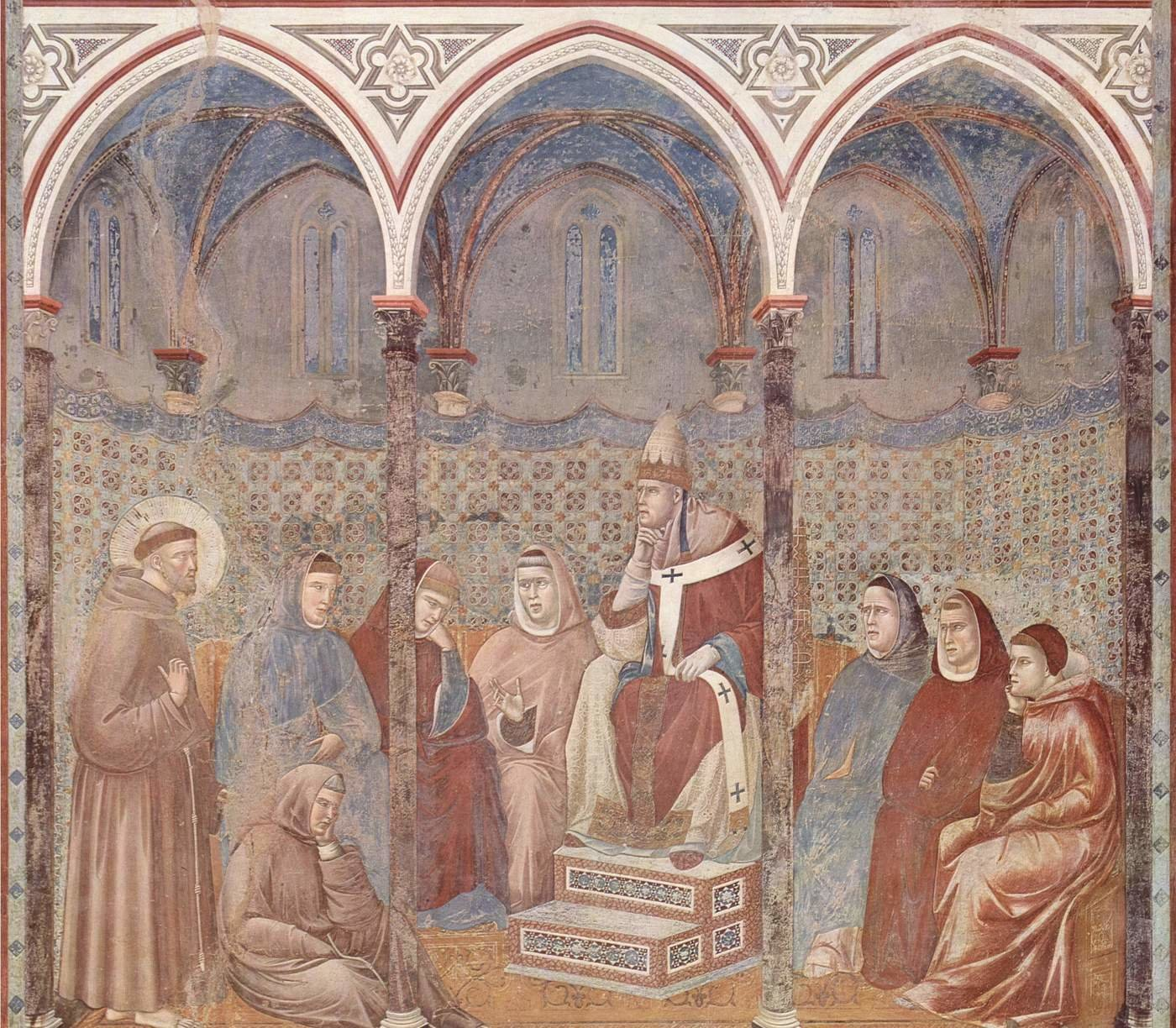 Giotto Di Bondone background