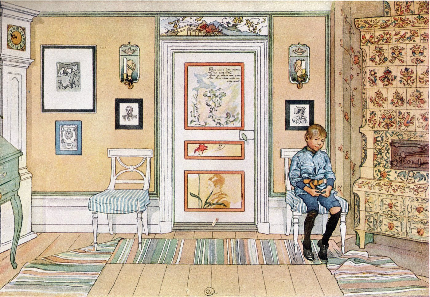 Carl Larsson Painting Reproductions For Sale | 1st Art Gallery