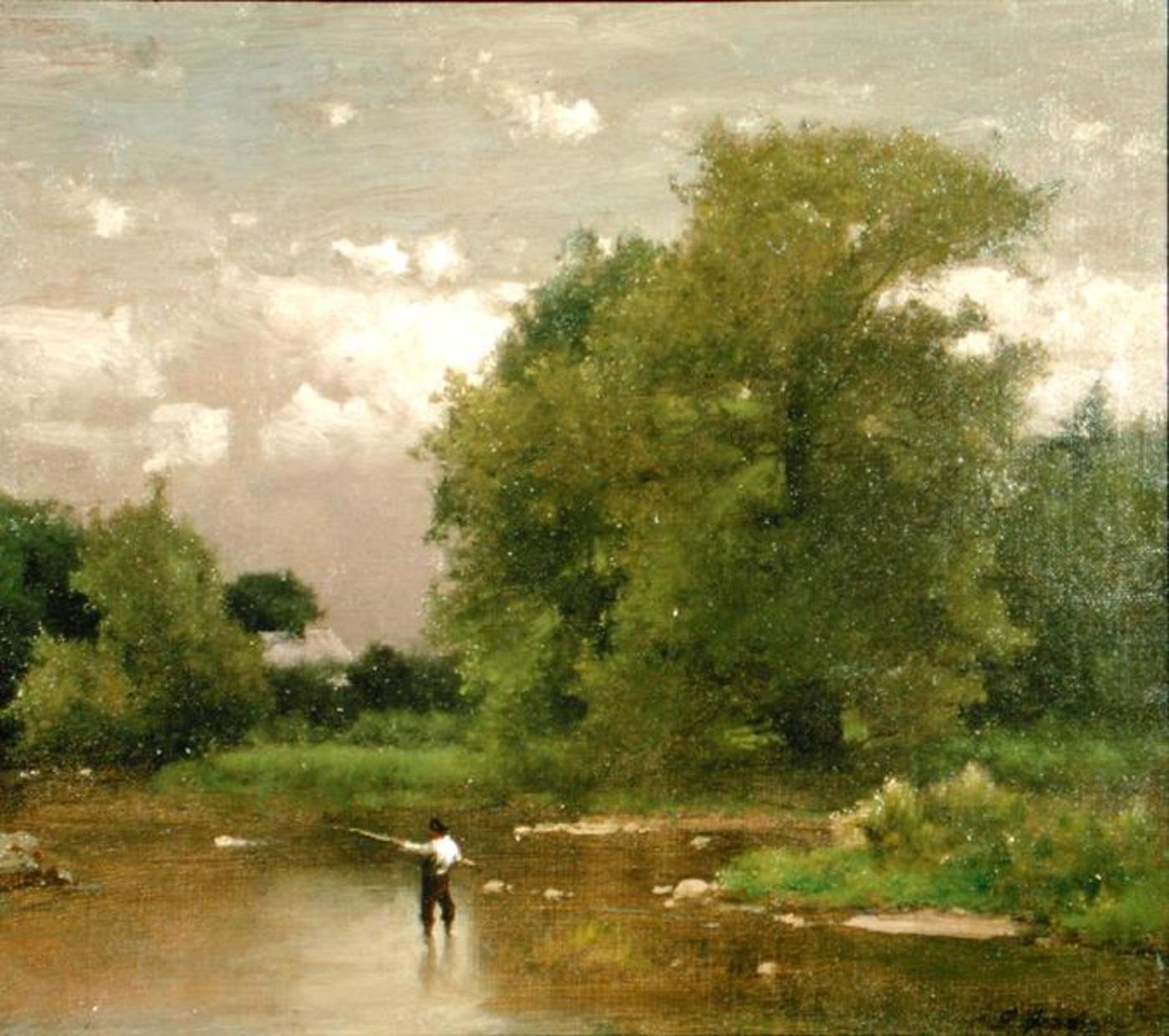 George Inness Jnr. background