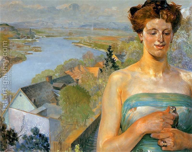malczewski and the ideas of young With art and creativity running in the family, she is a direct descendant of an outstanding polish symbolist painter jacek malczewski, and has inherited his unique sense of colour and ability to play with colour and light travelling the world with her parents from a young age, she was also immersed in many different cultures.