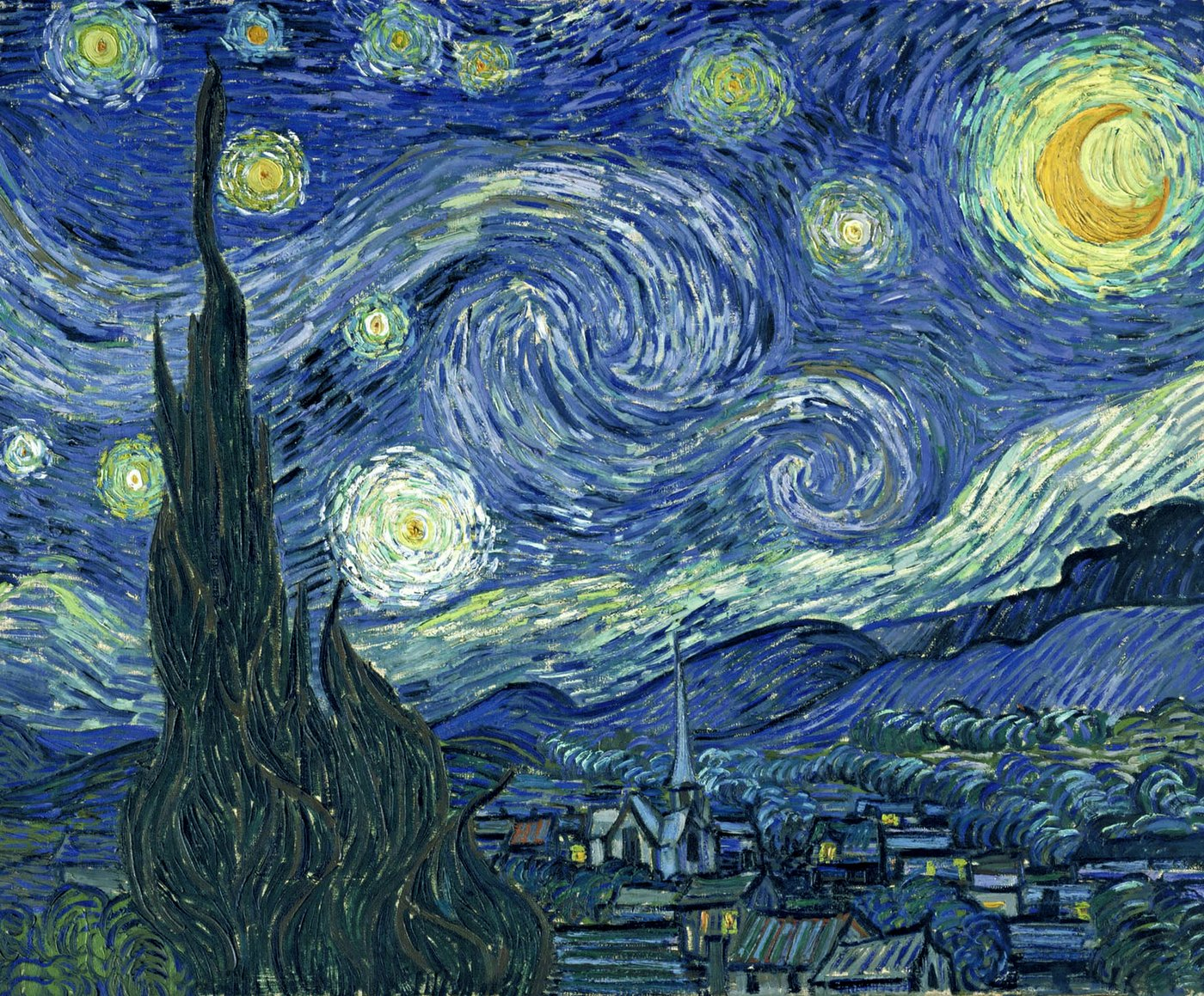 Vincent Van Gogh background