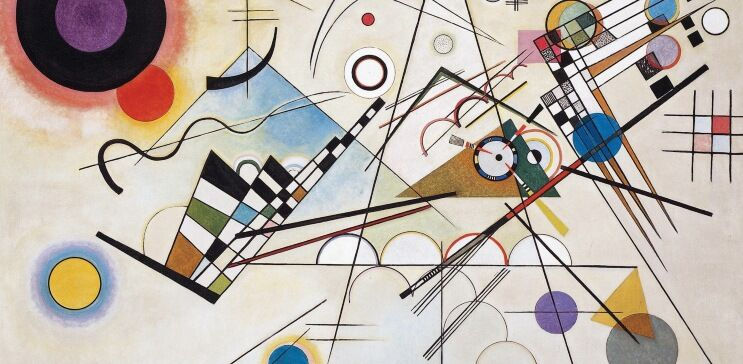 Geometric Shapes Paintings By Famous Artists 1st Art Gallery