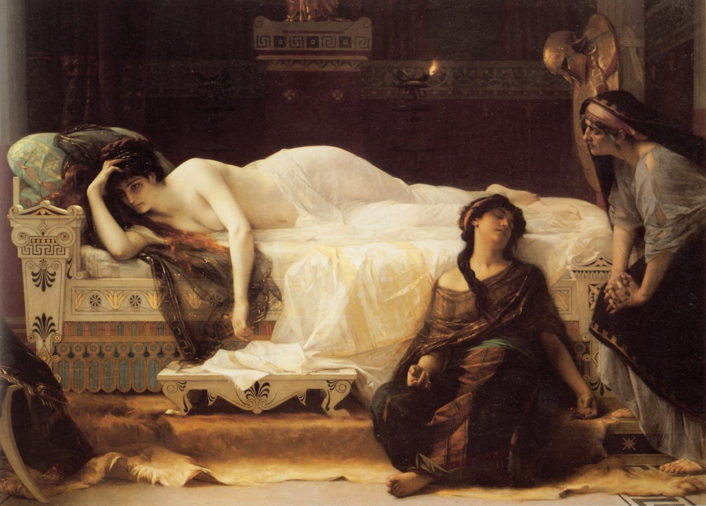 Alexandre Cabanel Painting Reproductions For Sale 1st Art Gallery